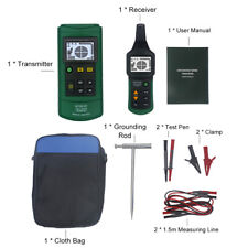 MY6818 AC/DC 12-400V Professional Cable Tester Trackers Finder Wire Short C0L7