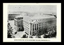DR JIM STAMPS US POST OFFICE DEPARTMENT POSTCARD WASHINGTON DC
