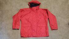 West Marine Mens Red Rain Jacket Size XL USED