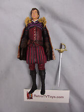 """Doctor Who Francesco The Vampire 5"""" Poseable Action Figure Loose complete"""