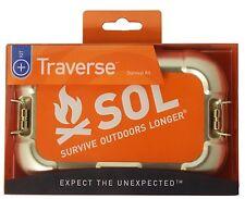 Adventure Medical Kits SOL TRAVERSE Survival Kit for Bug Out Bag