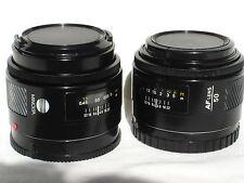 ONE MINOLTA AF 50mm F 1.7 Lens for MINOLTA MAXXUM, SONY ALPHA DSLR  Works good!