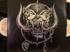 Motörhead – No Remorse 2x LP 1984 Bronze – 90236-1L Leather Jacket NM - Rare!