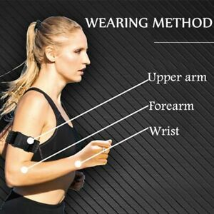 Arm Heart Rate Monitor Hand Strap Bluetooth 4.0 ANT+ Fitness Smart Sensor
