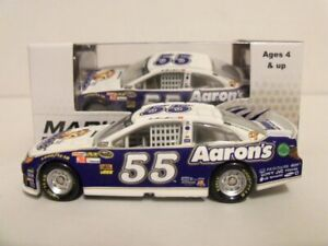 2013 Mark Martin #55 Aarons Dream Machine Toyota Camry 1 64 Scale