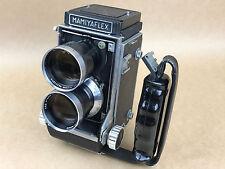 Mamiyaflex C2 TLR Camera w/ Mamiya Sekor 13.5cm f/4.5 - Perfectly Working
