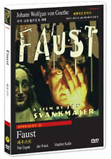 Faust (1994) Petr Cepek, Jan Kraus DVD *NEW
