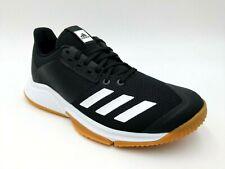 Adidas Womens CrazyFlight Team Volleyball Shoes Black/White/Gum D97701 Size 6