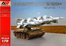 A&A Models 1/72 Russian S-125M GOA SAM MISSLE SYSTEM ON T-55 CHASSIS