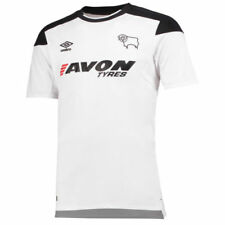 Maillots de football blanc Umbro, taille XL