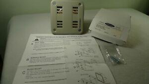 Faraday Alarm Horn: 12vdc Model 6224B-0-16-12-DC Spotless/NEW.