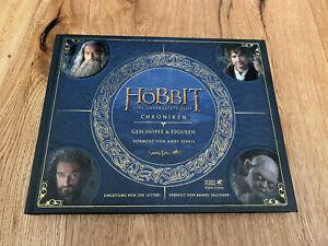 Der Hobbit - Eine unerwartete Reise CHRONIKEN 2, Geschöpfe & Figuren