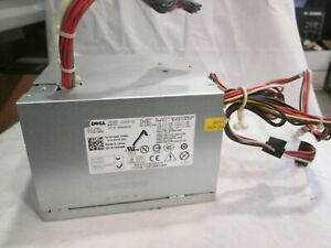 ~NEW~Genuine~1YWty~ H305P-02 K346R 305W Dell Power Supply Replacement