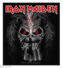 """IRON MAIDEN EDDIE PATCH 9 X 10CM(3 1/2"""" X 4"""")"""