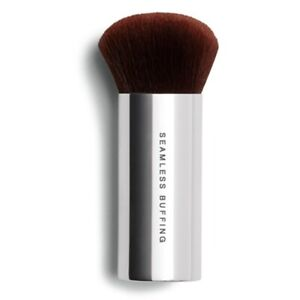 bare Minerals * SEAMLESS BUFFING BRUSH * for Blemish Remedy Foundation $26 ~ NEW
