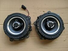 PEUGEOT 407 2006 REAR DOOR SPEAKER SET UPGRADED