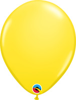 "LATEX 16""(40CM) STANDARD YELLOW PACK OF 50 QUALATEX BALLOONS PARTY SUPPLIES"