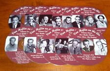 VAN HEFLIN on the air - Vintage Radio Shows OTR-CDs