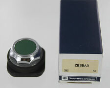 TELEMECANIQUE ZB3BA3 OPERATOR PUSH BUTTON GREEN 30MM NEW