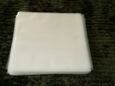 "100 NEW PREMIUM THICK LP / 12"" PLASTIC OUTER RECORD COVER SLEEVES * FREE POSTAGE"