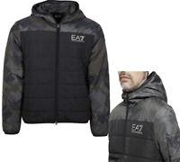MENS EA7 EMPORIO ARMANI SPORT HOODED JACKET  BEST PRICE