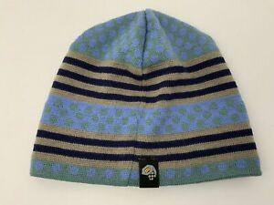 Mountain Hardwear Hat Beanie Knit Cap Fleece Lined Headband Adult OSFM Warm EUC!
