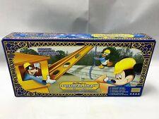 Walt Disney World Monorail Track Toy Set Theme Park Collection NOS