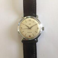 Belle montre ancienne Vintage LIP calendrier mecanique R23C
