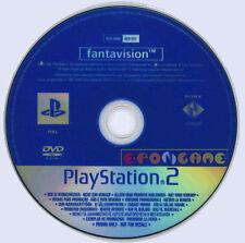 FANTAVISION Ps2 Versione Promo Europea gioco completo »»»»» SOLO DISCO