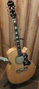 Epiphone EJ 200 CE Acoustic Electric 6 String Electric Guitar