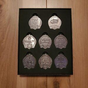Oakland Raiders Commemorative 60th Season Coin Set