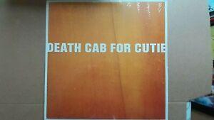 """DEATH CAB FOR CUTIE       """"THE PHOTO ALBUM""""        VINYL LP RECORDS"""