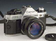 Canon AE-1 Program + FD 1.4/50mm