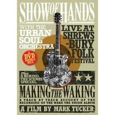 Show Of Hands With The Urban - Live At Shrewsbury Folk Festiv NEW DVD