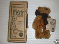 MOHAIR BEAR COLLECTION MADISON BEARINGTON NIB W/ TAGS