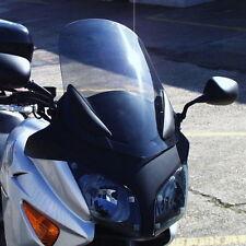 Honda CBF600S grand écran Transparent ou gris