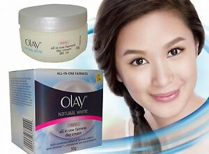 50g OLAY FACE Whitening Day Cream Natural White Skin