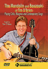 Learn To Play The Irish Bouzouki & Mandolin Tuition DVD