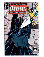 Batman   No.433-436    : 1989 :     : SET ONLY! :
