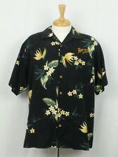 Eagle Dry Goods Signature Series Mens Size M The Rat Pack Silk Hawaiian Shirt