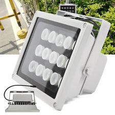15 LED IR Infrared Night Vision Light illuminator Lamp For CCTV Camera DC 12V