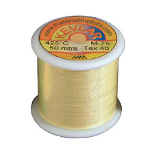 Kevlar Sewing Thread 1 x 50m bobbin reel. Tex-40 Very Strong. High temperature