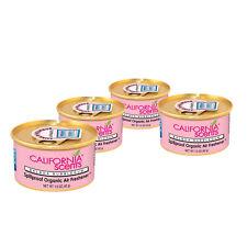 California Scents Air Freshener 4-Pack (Balboa Bubblegum)