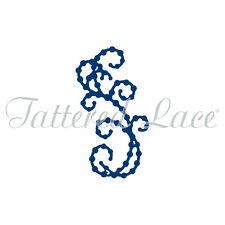 Tattered lace coupe meurt mini pearl flourish #6 D1263 stephanie weightman