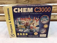 Thames & Kosmos Chem C3000 Chemistry Experiment Set