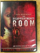Disappointments Room, the (DVD Disc, 2016) Kate Beckinsale Rental Exclusive