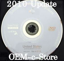 2007 2008 Acura TL & TL Type-S Navigation White DVD Map U.S. Canada 2010 Update