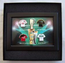Orig.Pin Set  DFB Pokal  2008/09  FINALE  WERDER BREMEN - BAYER 04 LEVERKUSEN !!