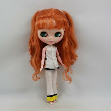 """Takara 12"""" Nude Blythe Doll from Factory dark long hair free shipping new sale"""