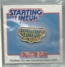 Starting Lineup 10th Season Pin Collector Club MLB NFL NHL NBA